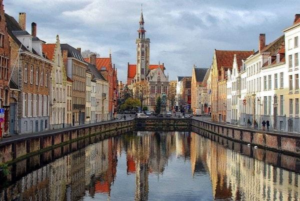 Переезд в Бельгию на ПМЖ в 2020 году