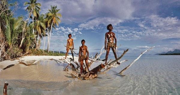 Дикое население Вануату