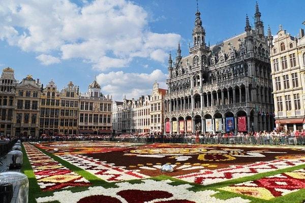 Эмиграция в Бельгию