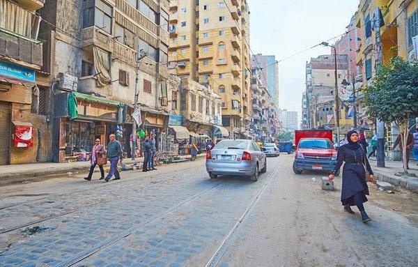 Дороги Египта