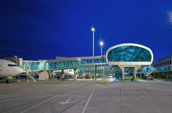 Бразильский аэропорт
