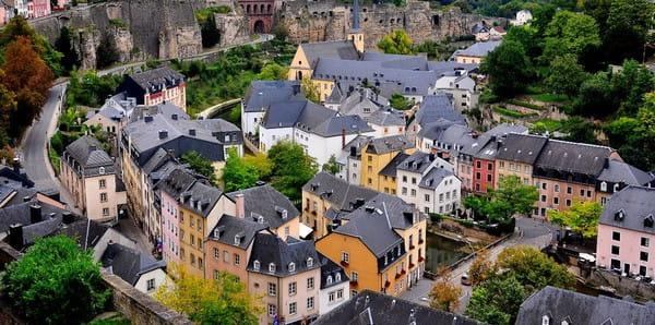 Зарплаты и налоги в Люксембурге