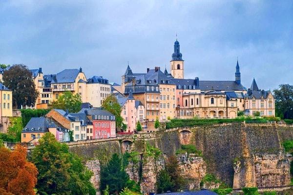 Виза в Люксембург