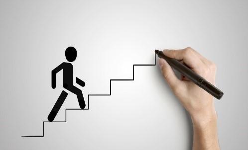 Вперед по лестнице