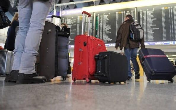 Аэропорт в Австрии