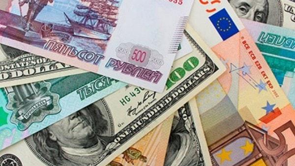 Рубли и валюта