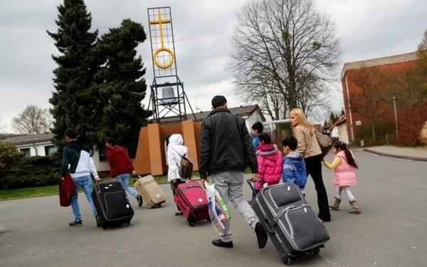 Беженцы в Эстонии