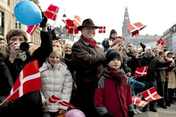 Зарплаты в Дании