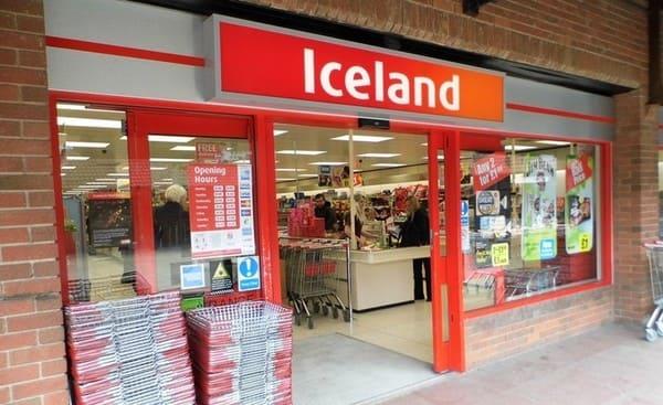 Магазин в Исландии