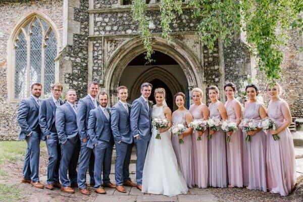Свадьба в Британии