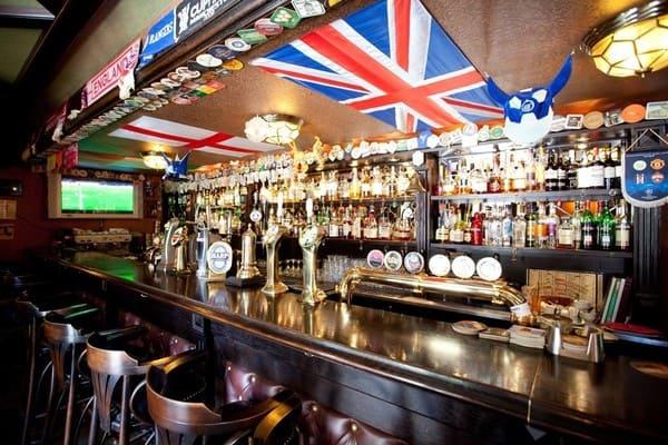 Британский бар