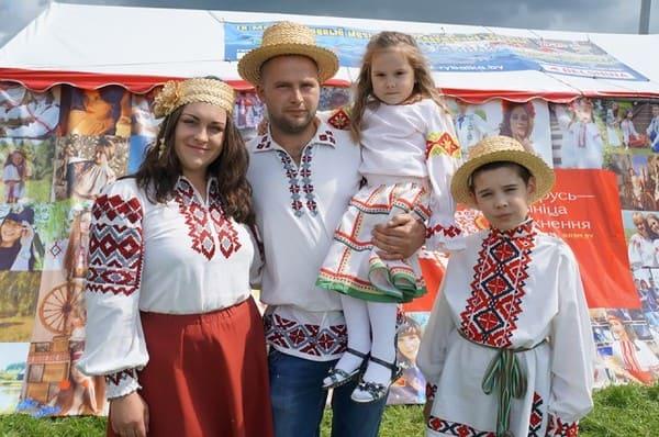 Семья в Беларуси