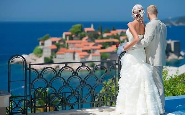 Брак в Черногории