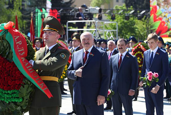 Парад Победы в Белоруссии состоится, невзирая на жертвы эпидемии