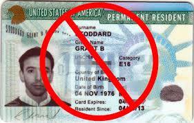 Остановка эмиграции в США