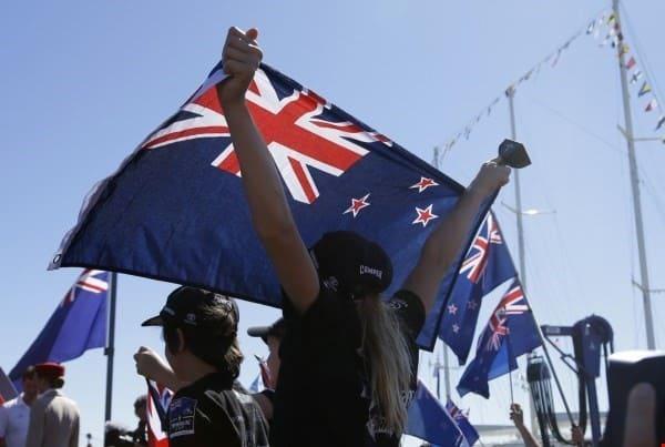 Граждане Новой Зеландии