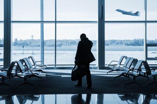 Аэропорт в Китае