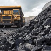 Топ 10 стран по добыче каменного угля