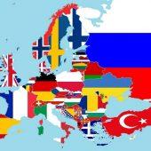 Топ 10 самых маленьких стран мира по площади