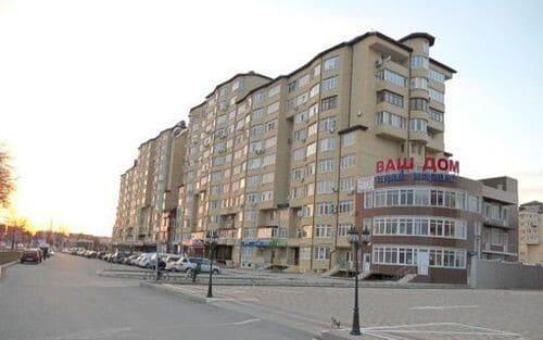 Микрорайон Алексеевка