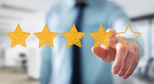 Звездочки рейтинга