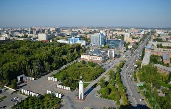 Ленинский район Тюмени