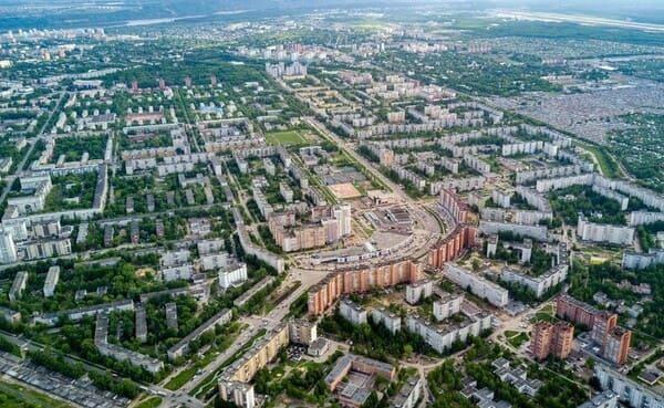 Самый большой район Нижнего Новгорода