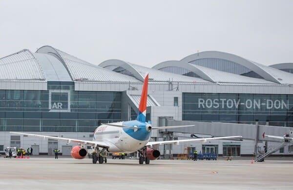 Аэропорт Ростова
