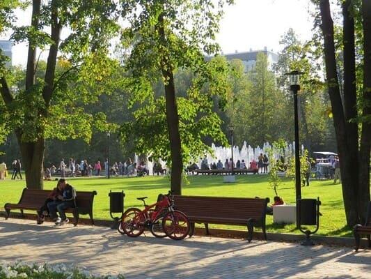 Казанский парк